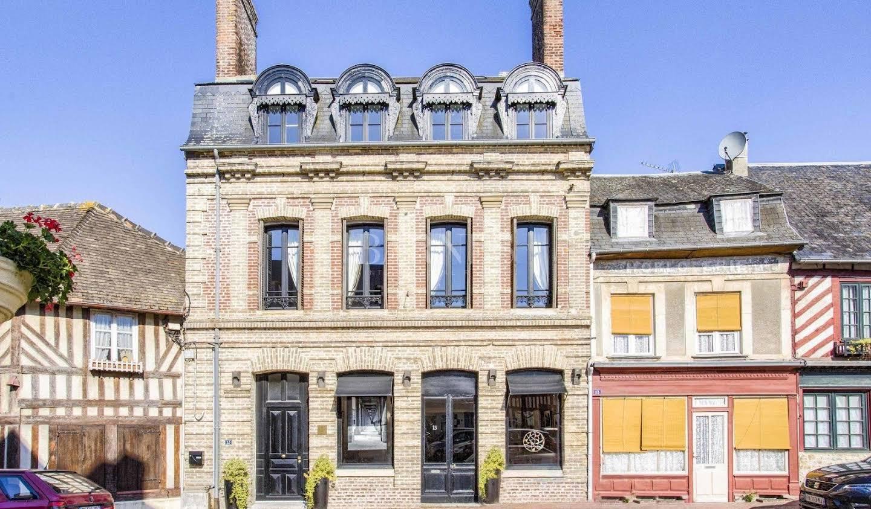 Maison avec terrasse Beaumont-en-Auge