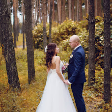 Wedding photographer Sergey Smirnov (ant1sniper). Photo of 20.10.2016