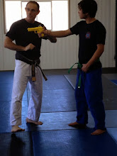 Photo: 4.18.15 self defense class in Las Vegas, Nevada
