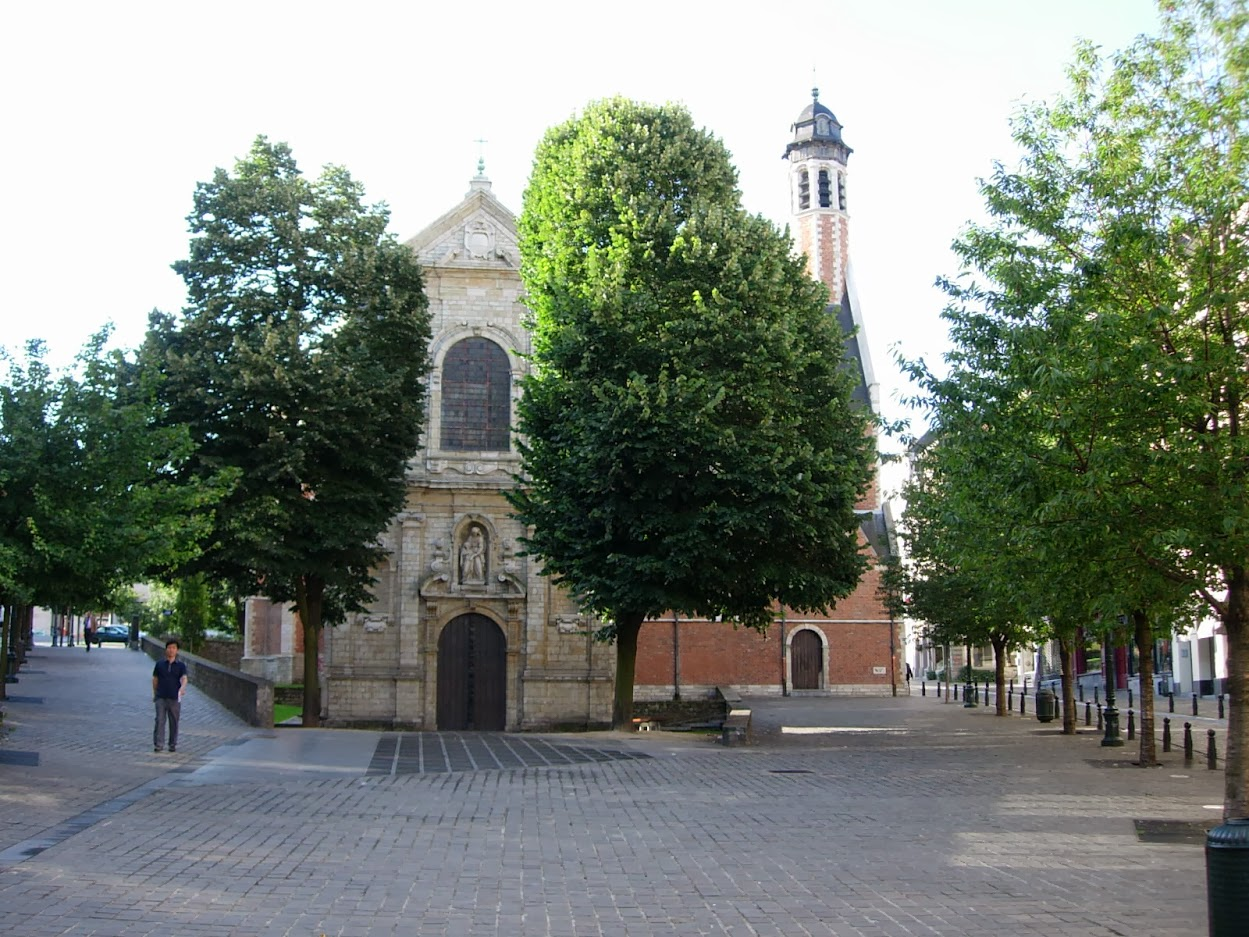 Chapelle de la Madeleine à Bruxelles