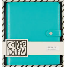 Simple Stories Carpe Diem A5 Planner Boxed Set - Aqua Posh UTGÅENDE