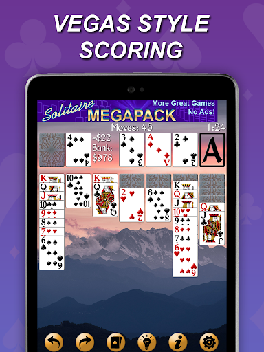 Solitaire Free Pack  gameplay | by HackJr.Pw 13