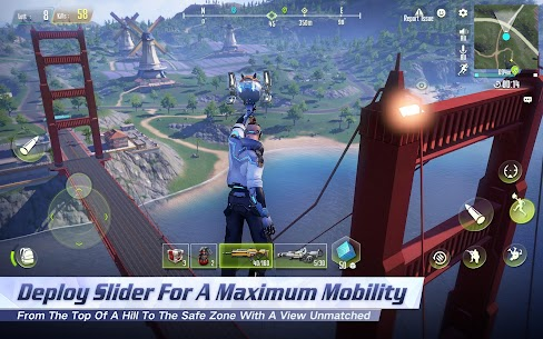 Cyber Hunter MOD Apk 0.100.336 (Unlimited Money) 4