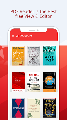 PDF Reader – Word Viewer & Epub, Ebook reader  screenshots 1
