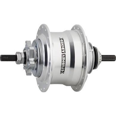 Sturmey-Archer RX-RK5 5 Speed Hub: 32H, 135OLD, 90mm 6-Bolt Disc