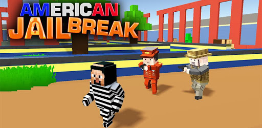 Alt image American Jail Break - Block Strike Survival Games