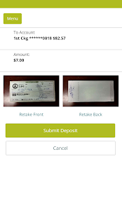 Umpqua Bank Mobile Banking- screenshot thumbnail