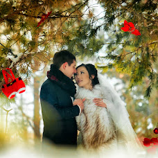 Wedding photographer Sergey Piyagin (smileastana). Photo of 21.01.2014