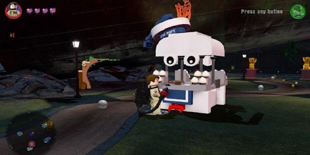 FunCheats Lego GhostBusters