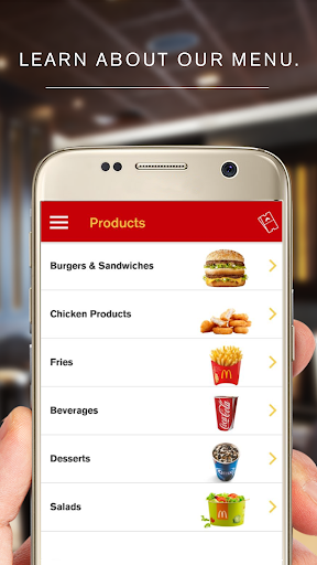 McDonald's App - Caribe - Apps on Google Play