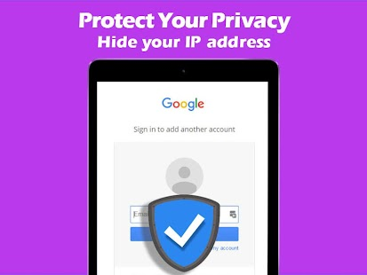 Hotspot VPN - Free Unlimited Fast Proxy VPN Screenshot