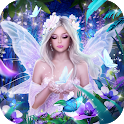 Fairy Princess Live Wallpapers icon