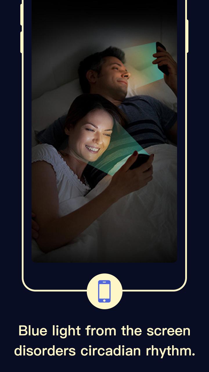 Blue Light Filter – Screen Dimmer for Eye Care Screenshot 5