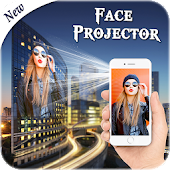 Face Projector: Photo Video Projector Simulator