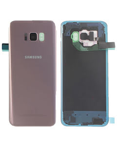 Galaxy S8 Back Cover Pink