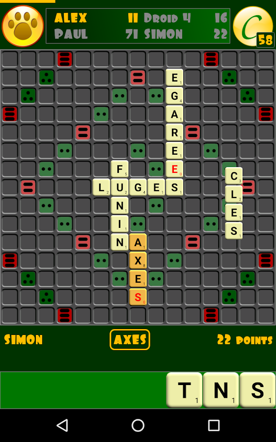 My Word Game- screenshot
