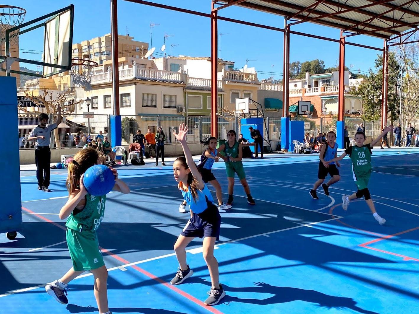 Baloncesto sábado y domingo
