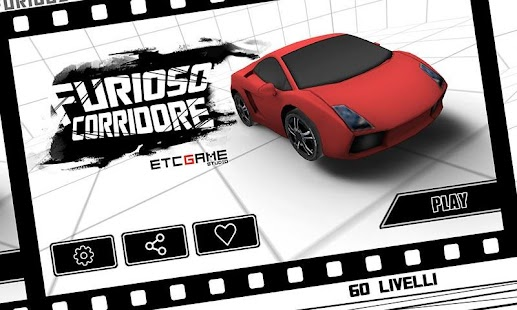 Furious Racer- screenshot thumbnail