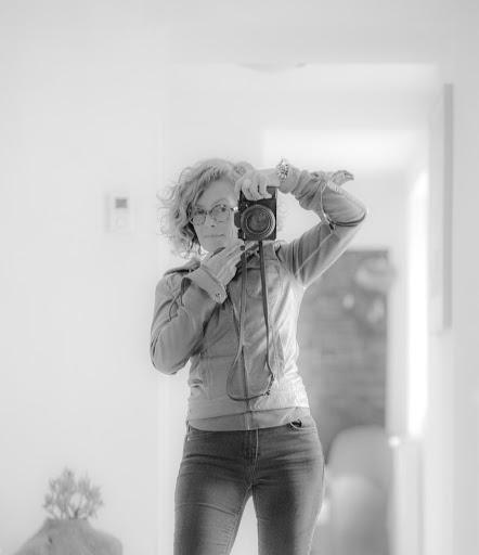 #Christine Piel #autoportrait #studiopiel