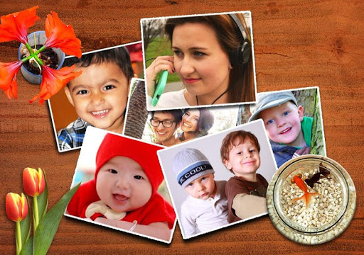 Photo Collage App