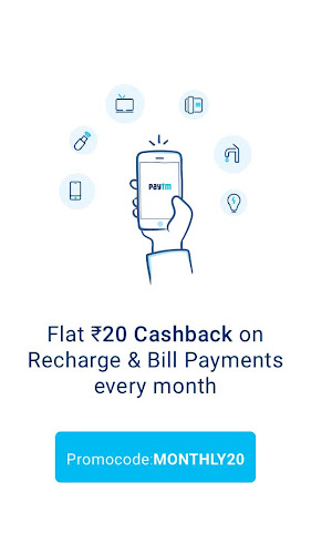Mobile Recharge, DTH, Bill Payment, Money Transfer Android App Screenshot