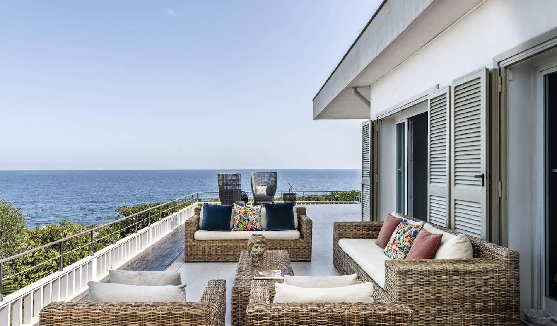 Villa with garden and terrace Palermo
