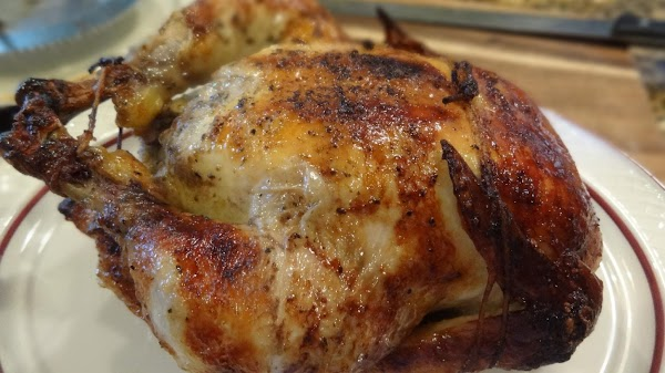 Amish Barbecued Chicken--bonnie's Recipe