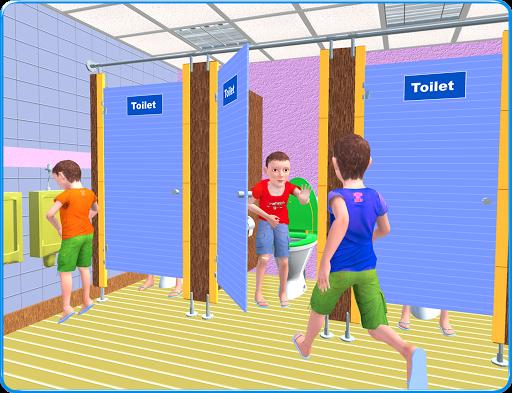 Kids Toilet Emergency Pro 3D android2mod screenshots 6