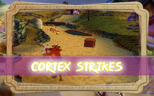 Crash Adventure - Cortex Strikes game (apk) free download for Android/PC/Windows screenshot