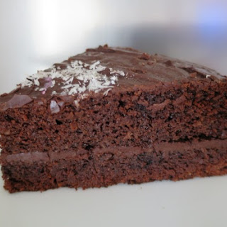Real Deal Paleo Chocolate Cake