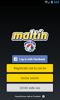 Screenshot of Deportes Maltín Polar