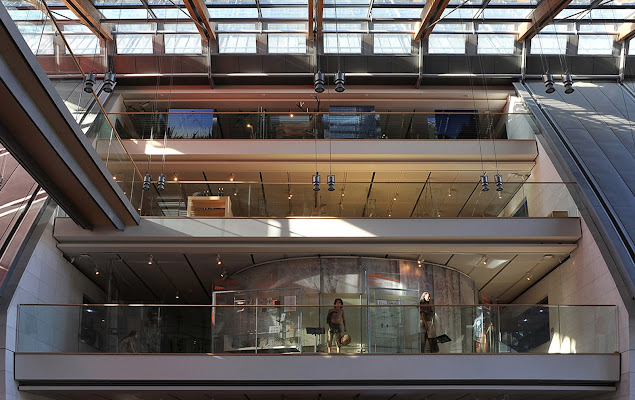 architettura moderna di artu