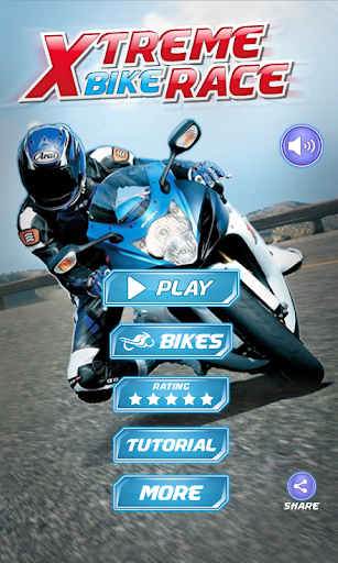 Speed Bike Racing Motor Racer