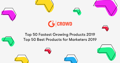 Drip Wins 2019 Top Software Product Awards from G2 Crowd Cover Image