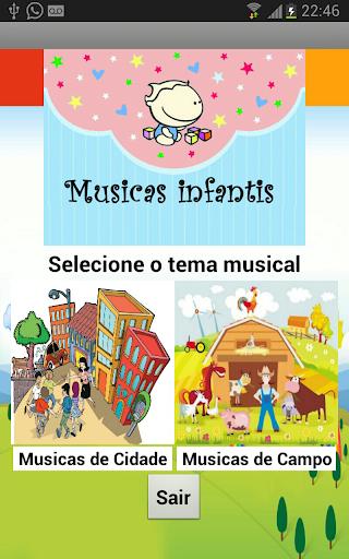 Musicas infantis Portugues