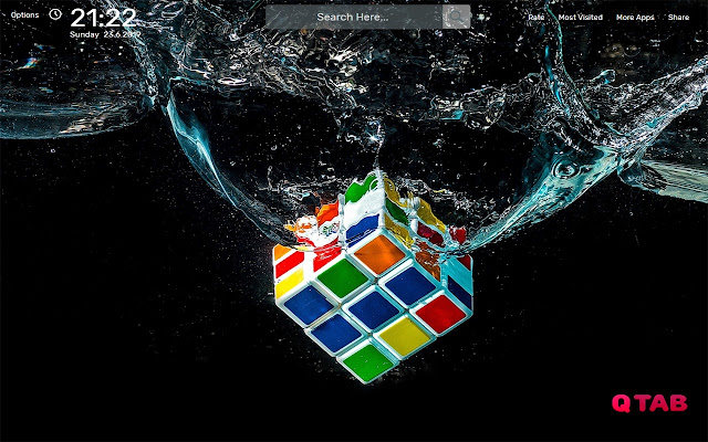 Rubiks Cube Wallpapers HD Theme