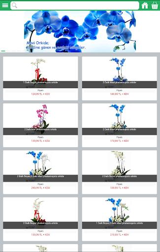Orkidem Çiçekçilik