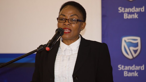 Deputy communications and digital technologies minister, Pinky Kekana.
