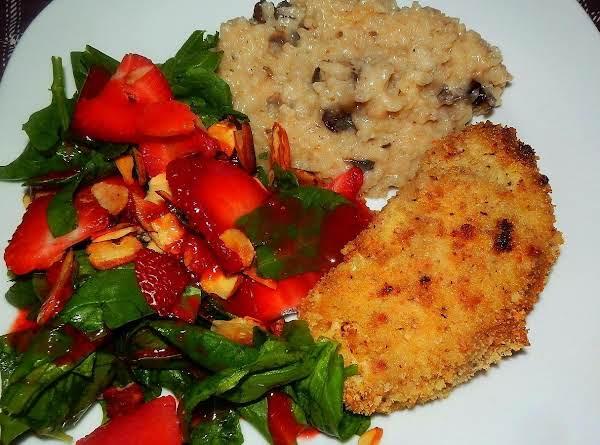 Dee-licious Applesauce Mustard Pork Chops Recipe