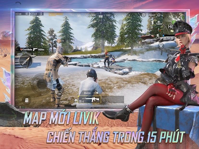 Screenshot - PUBG MOBILE VN