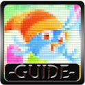 Guide Angry Birds Stella Pop icon