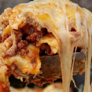 Beef & Cabbage Skillet Casserole.