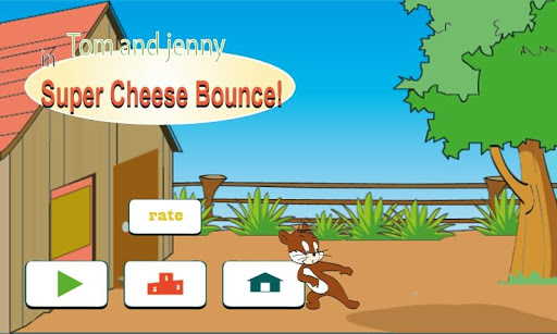 Tom and bounce cheese