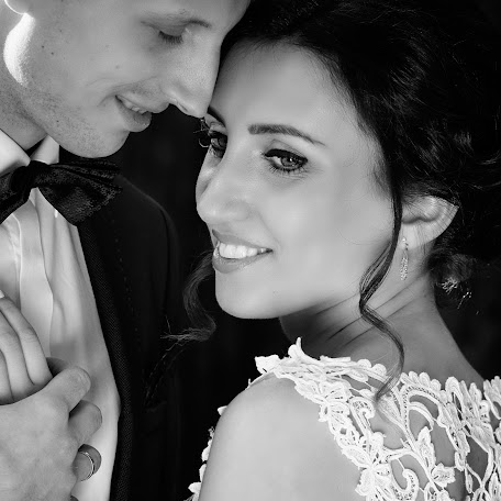 Wedding photographer Barbara Kramek matuszak (fotomatart). Photo of 10.02.2017