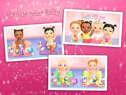 Game Sweet Baby Girl - Daycare 2 APK for Windows Phone
