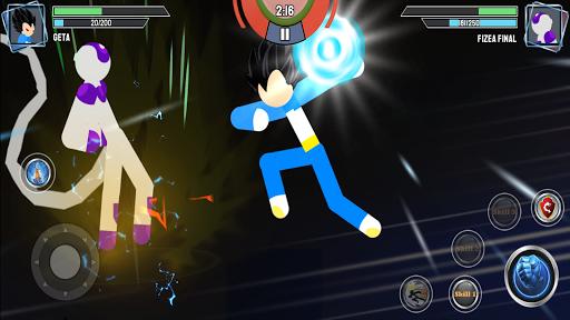Stickman Shadow fight - Epic War  captures d'écran 1