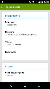 Procedimentos Veterinários screenshot 4