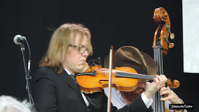 Photo: I didn't know any of the lads on that band, but The Steep Canyon Rangers sure pack a musical punch