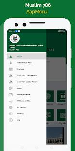 Download Muslim 786+ Islamic Prayer Times, Qibla Compass For PC Windows and Mac apk screenshot 2