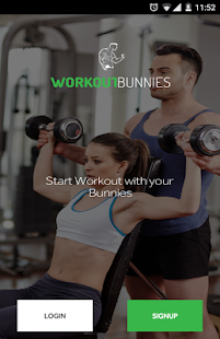 Workout Bunnies- screenshot thumbnail